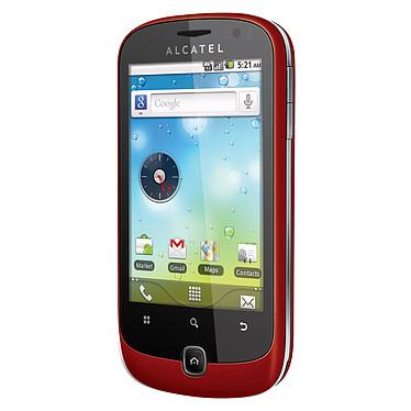 Acheter Alcatel OT-990 Rouge