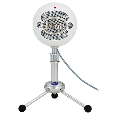 Blue Microphones SnowBall Blanco