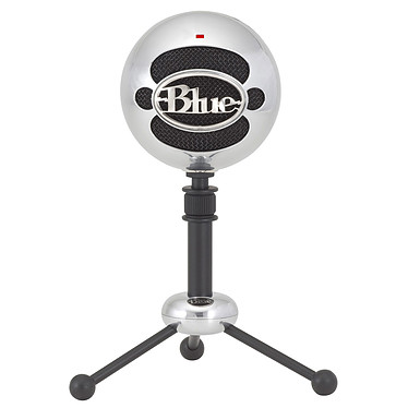 Blue Microphones SnowBall Argent