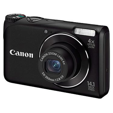 Canon Powershot A2200 Noir Canon Powershot A2200 Noir - Appareil photo 14.1 MP - Zoom 4x - Vidéo HD
