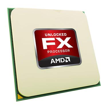 AMD FX 8150 (3.6 GHz) Processeur 8-Core socket AM3+ Cache L3 8 Mo 0.032 micron TDP 125W (version boîte - garantie constructeur 3 ans)