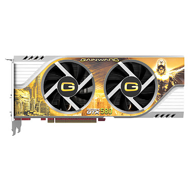 Gainward GeForce GTX 580 1536MB DisplayPort