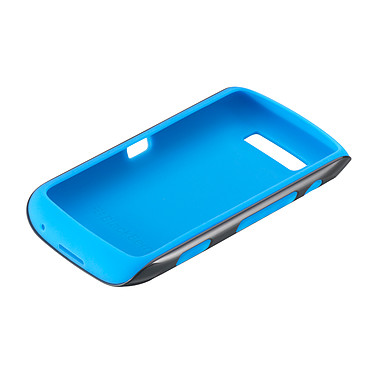 BlackBerry Premium Skin Bleu Ciel Protection silicone pour BlackBerry Torch 9850/9860