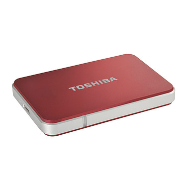 "Toshiba Store Edition 1 To Rouge Disque dur externe 2""1/2 USB 3.0"