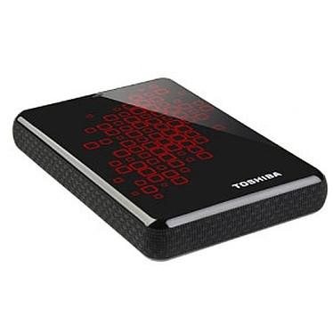 "Toshiba Store Art V4 500 Go Rouge (USB 3.0) Disque dur externe 2""1/2 USB 3.0"