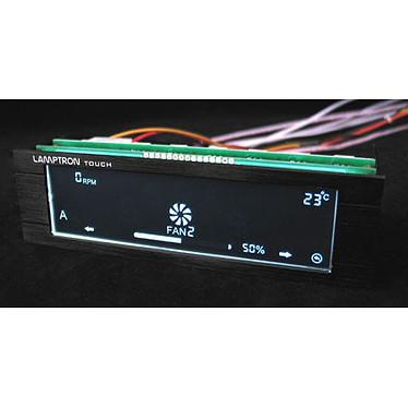 Avis Lamptron Fan Controller Touch Noir