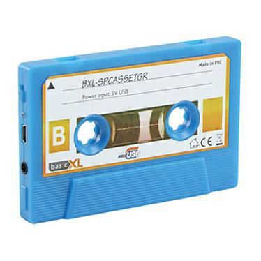 """Avis Haut-parleur portable """"K7 rétro"""" (coloris bleu)"""