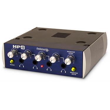 PreSonus HP4 Amplficateur casque 4 canaux