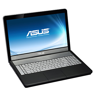 "Asus N75SF-V2G-TY108V Intel Core i5-2430M 4 Go 1To 17.3"" LED NVIDIA GeForce GT 555M Graveur DVD Wi-Fi N/BT Webcam Windows 7 Premium 64 bits (garantie constructeur 2 ans)"