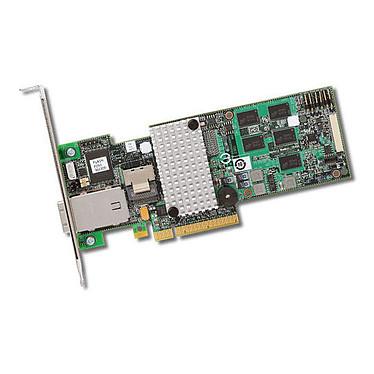 3Ware SAS 9750SE-4i4e KIT Carte contrôleur RAID 8 ports SAS/SATA 6Gb/s (4x internes / 4x externes)- PCI-Express 8x (version boîte)