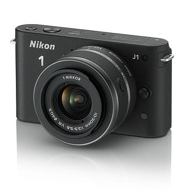 Avis Nikon 1 J1 Noir + Objectifs 1 NIKKOR VR 10-30 mm f/3.5-5.6 + VR 30-110 mm f/3.8-5.6