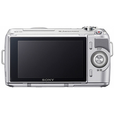 Avis Sony NEX-C3 Argent + Objectif 18-55 mm