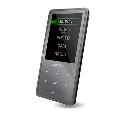 """ARCHOS 24C Vision - 4 Go Lecteur MP3 4Go Ecran 2.4"""" FM et Caméra"""