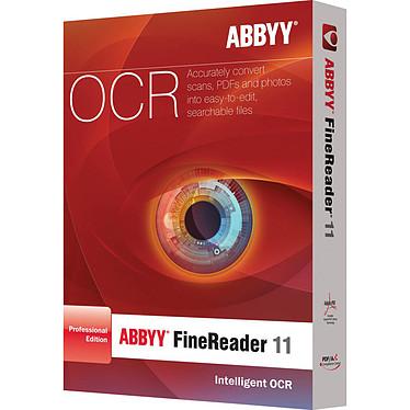 ABBYY FineReader 11 Professional Edition + PDF Transformer 3