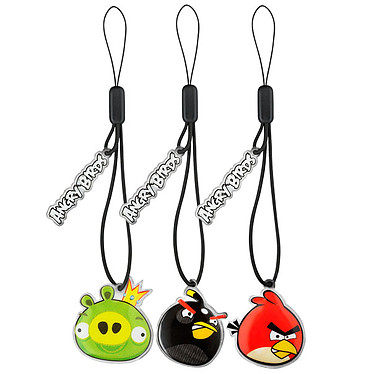 Nokia CP-3009 Pendentifs Angry Birds