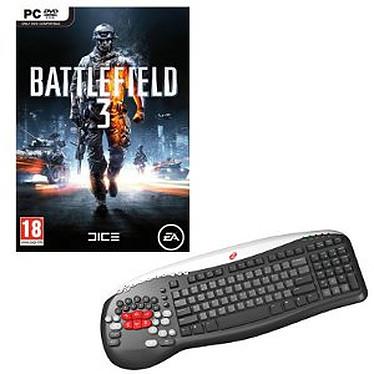Battlefield 3 (PC) + Zboard MERC