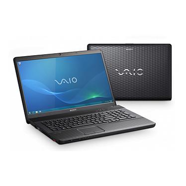 "Sony VAIO EJ2S9E/B Intel Core i3-2330M 4 Go 320 Go 17.3"" LCD Graveur DVD Wi-Fi N/Bluetooth Webcam Windows 7 Professionnel 64 bits"