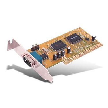 Carte contrôleur PCI Low Profile avec 1 port série DB-9
