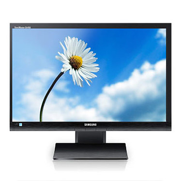 "Samsung 22"" LED - SyncMaster S22A450BW 1680 x 1050 pixels - 5 ms - Format 16/10 - Pivot - Noir"