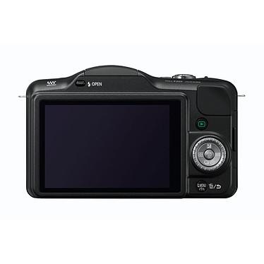 Avis Panasonic Lumix DMC-GF3 Noir avec objectif VARIO 14-42mm