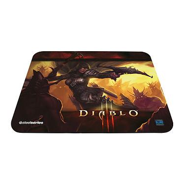 "SteelSeries QcK Edition Limitée (Diablo III ""Demon Hunter"")"