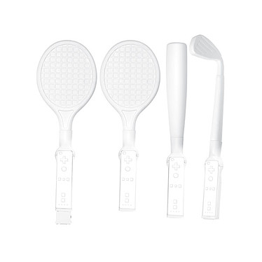 Subsonic iiMotion Sound Sports Kit (Wii)