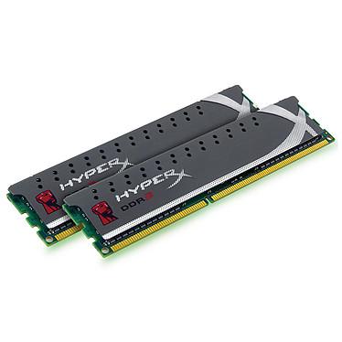 Kingston HyperX Genesis XMP Grey 4 Go (2x 2Go) DDR3 1600 MHz CL9