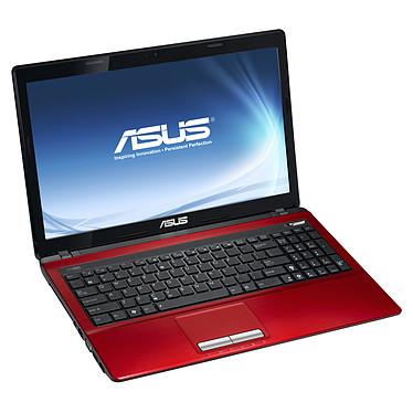 """ASUS K53SC-SX210V Rouge Intel Core i3-2330M 4 Go 640 Go 15.6"""" LED NVIDIA GeForce GT 520MX Graveur DVD Wi-Fi N Webcam Windows 7 Premium 64 bits (garantie constructeur 2 ans)"""