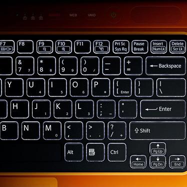 Sony VAIO CA3S1E Orange pas cher