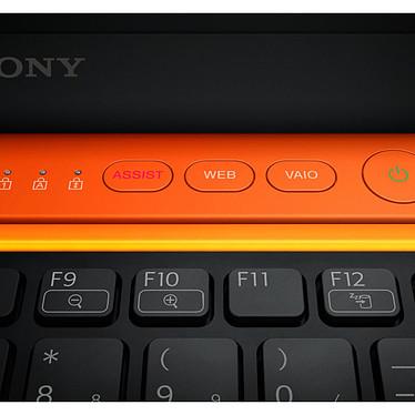 Avis Sony VAIO CA3S1E Orange