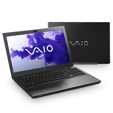 "Sony VAIO SE1A9E/B Intel Core i7-2640M 4 Go SSD 128 Go 15.5"" LCD AMD Radeon HD 6630M Graveur DVD Wi-Fi N/Bluetooth Webcam Windows 7 Professionnel 64 bits"