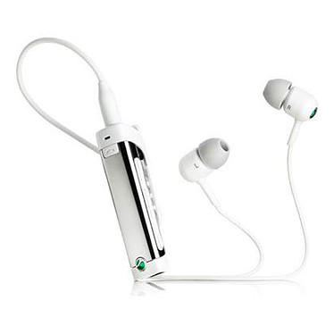 Sony Ericsson MW600 Blanc