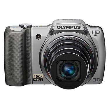 Olympus SZ-10 Argent Appareil photo 14 MP - Zoom 18x - Vidéo HD (garantie constructeur 2 ans)