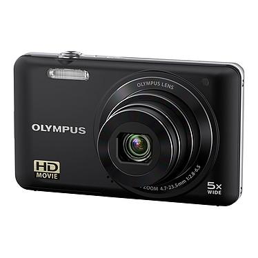 Olympus VG-130 Noir Appareil photo 14 MP - Zoom 5x - Vidéo HD (garantie constructeur 2 ans)