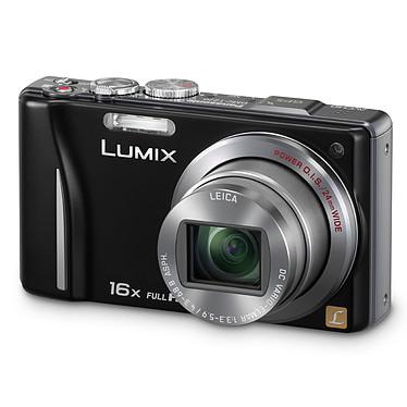Panasonic Lumix DMC-TZ20 Noir Panasonic Lumix DMC-TZ20 Noir - Appareil photo 14.1 MP - Zoom 16x - Vidéo Full HD - GPS