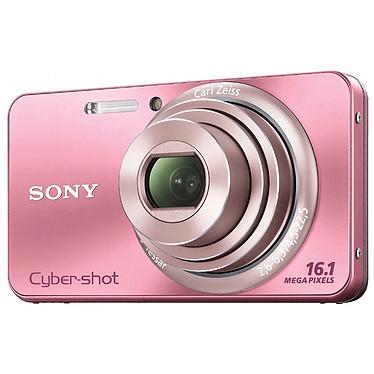 Sony CyberShot DSC-W570 Rose Appareil photo 16.1 MP - Zoom 5x - Vidéo HD