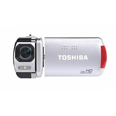 Toshiba Camileo SX500 Argent + Carte SD 4 Go Caméscope Full HD Carte mémoire