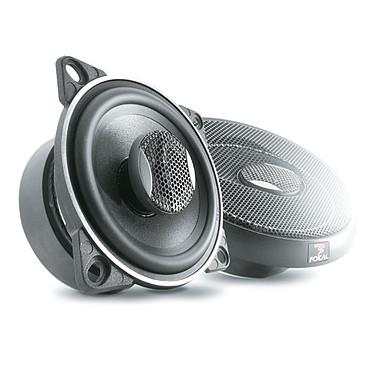 Focal PC 100 Haut-parleur coaxial 2 voies 10 cm à tweeter orientable (par paire)