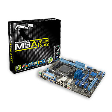 ASUS M5A78L-M LX V2