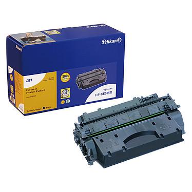 Pelikan toner compatible CE505X (Noir) + PeliCARE