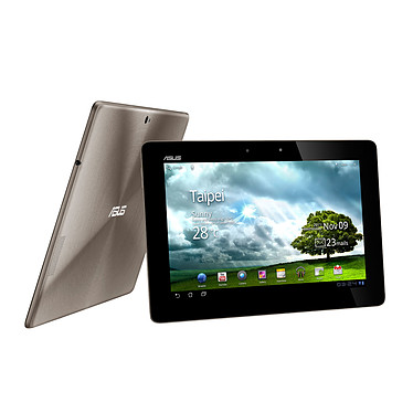 """ASUS Eee Pad Transformer Prime TF201 Champagne 64 Go Tablette Internet avec dock clavier - NVIDIA Tegra 3 SSD 64 Go 10.1"""" LED Wi-Fi N/Bluetooth Webcam Android 3.2"""