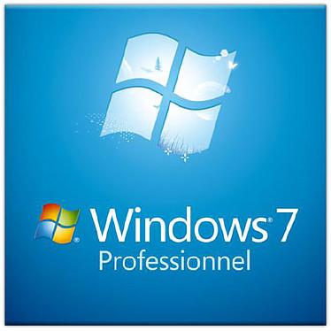 Microsoft Windows 7 Professionnel SP1 OEM 32 bits (français)