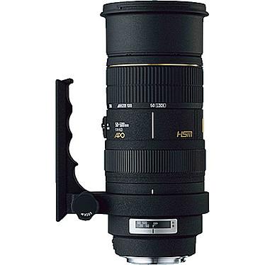 Sigma 50-500mm F4-6,3 DG APO HSM EX (monture Nikon)