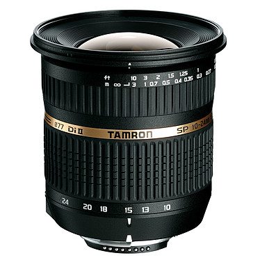 Tamron SP AF10-24mm F/3.5-4.5 Di II LD ASL [IF] monture Canon