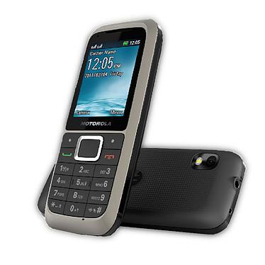 Motorola Bunting 3G WX 306