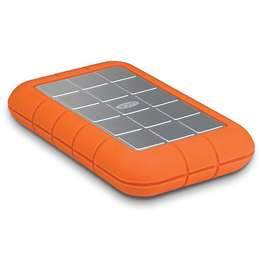 LaCie Rugged Triple 500 Go (USB 3.0 / 2x FireWire 800)