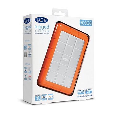 LaCie Rugged Triple 2 To (USB 3.0 / 2x FireWire 800) pas cher