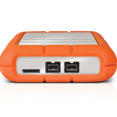 Avis LaCie Rugged Triple 500 Go 7200 RPM (USB 3.0 / 2x FireWire 800)