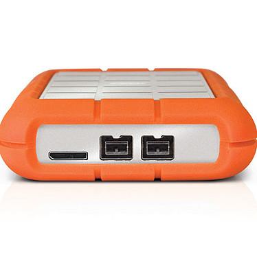 Avis LaCie Rugged Triple 2 To (USB 3.0 / 2x FireWire 800)