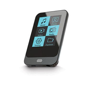 "MPMAN TS200 Touch - 4 Go Lecteur MP3 4 Go Ecran 2"" FM"